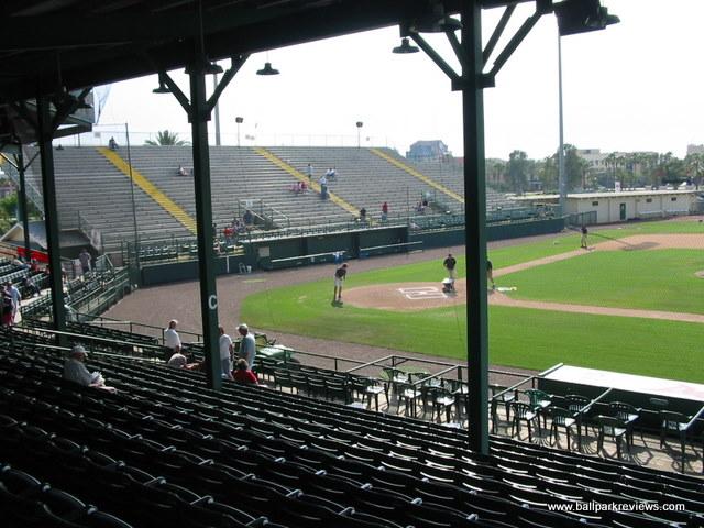 Jackie Robinson Stadium Daytona Beach Florida