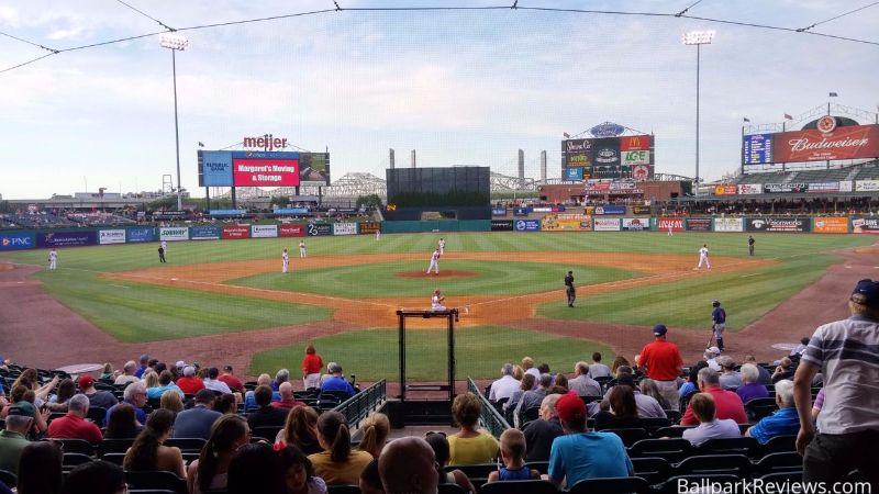 Louisville Slugger Field Louisville Kentucky