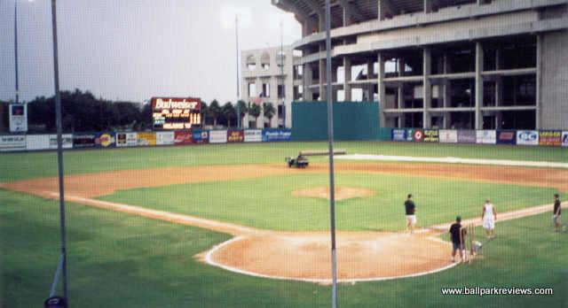 Tinker Field Orlando Florida
