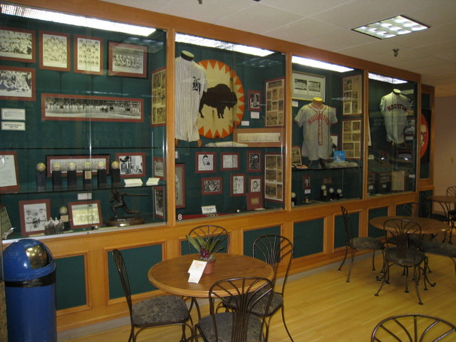 Charming The Houston Sports Hall Of Fame Is Located In The Basement Of The Finger  Furniture Store, Which Is Where Buff Stadium Once Stood.