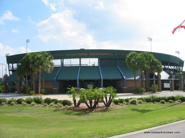 Sanford Memorial Stadium - Sanford, Florida