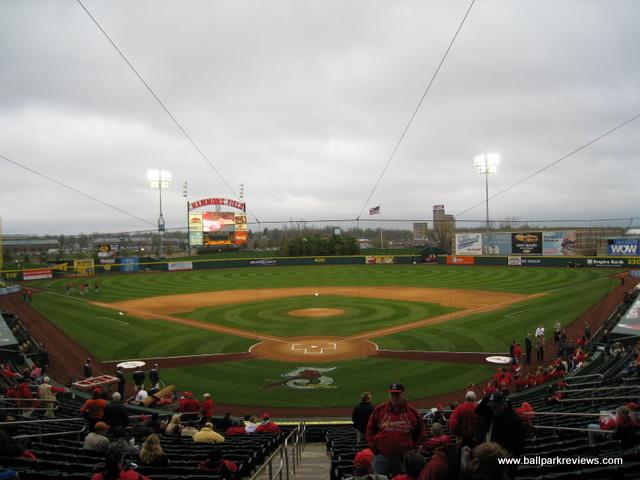 Hammons Field Springfield Missouri