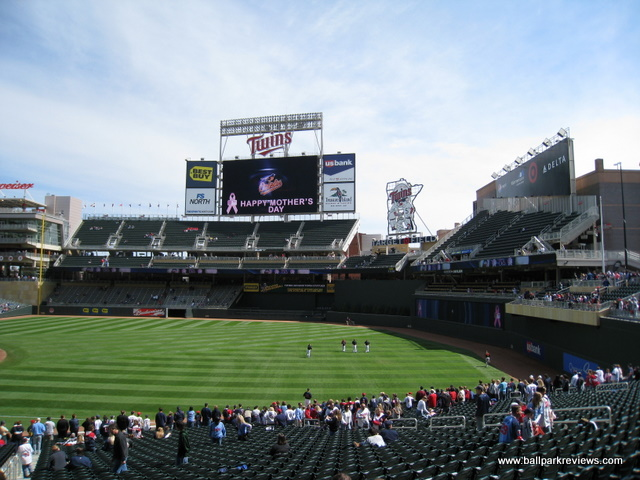 Target Field Minneapolis Minnesota